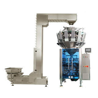 MULTIHEADS WEIGHER VFFS PACKING MACHINE