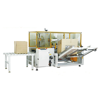 CARTON BOX OPENING SHAPING SEALING MACHINE