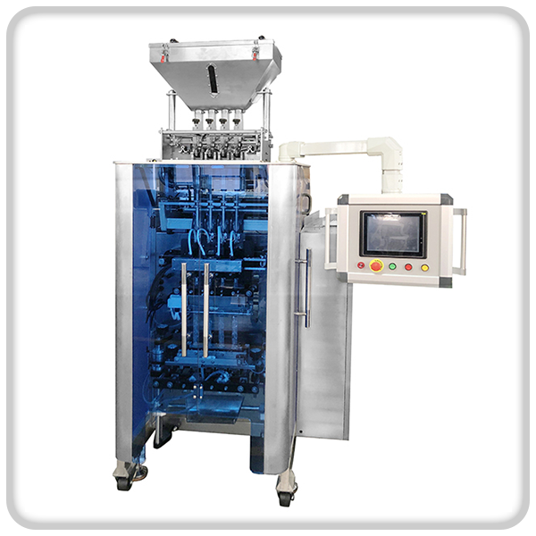 MULTI LINES VFFS PACKING MACHINE